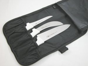 Tramontina Professional Knife Set in Knife Roll