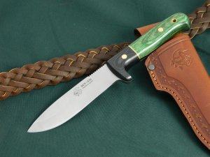 J & V Adventure Knives - Puma , Utility / hunting knife