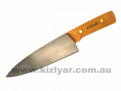 H. Roselli RW755 Wootz UHC Cook's Hand-made Finnish Knife