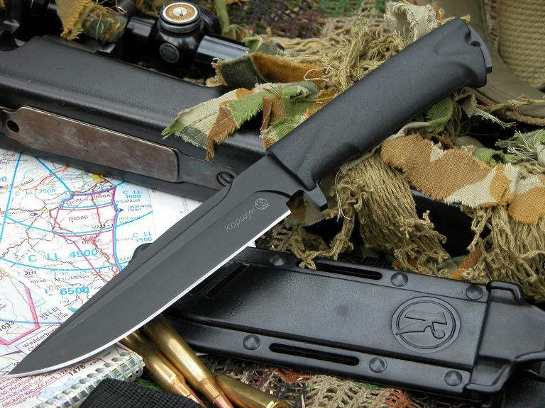 Kizlyar Korshun Tactical Knife Kizlyar Korshun