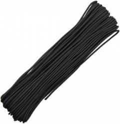 Atwood Rope Mfg paracord Black