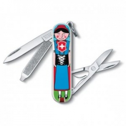 Victorinox Classic SD Le Appenzeller Folks, Limited Edition
