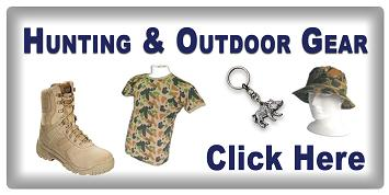 hunting and outdoor gear